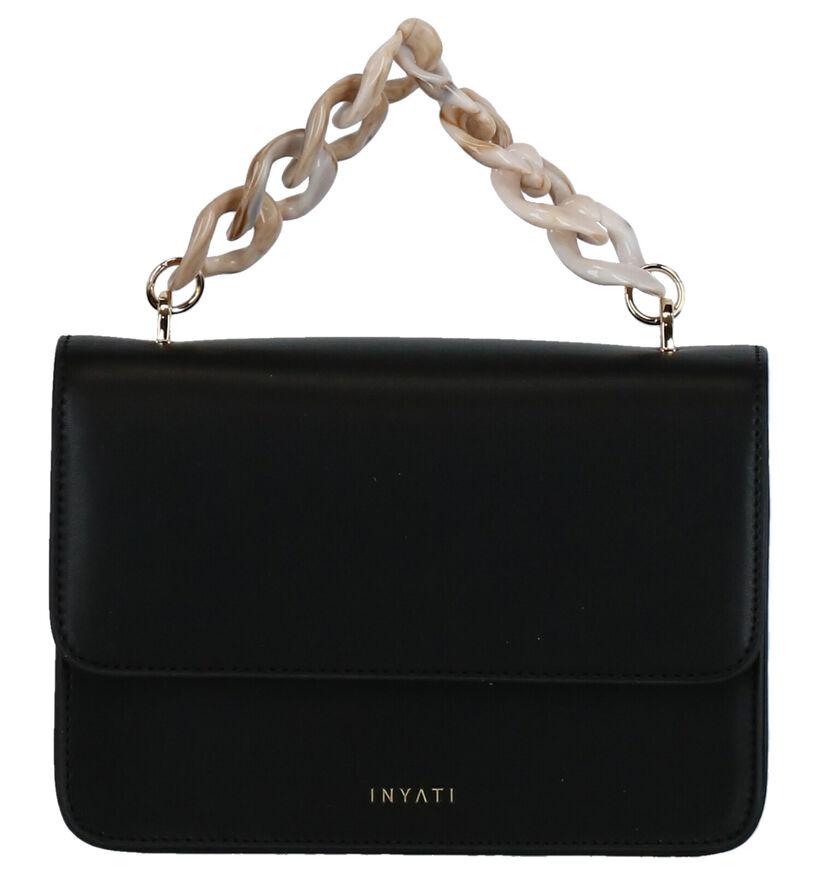 Inyati Amber Sac à Main en Noir en simili cuir (275470)