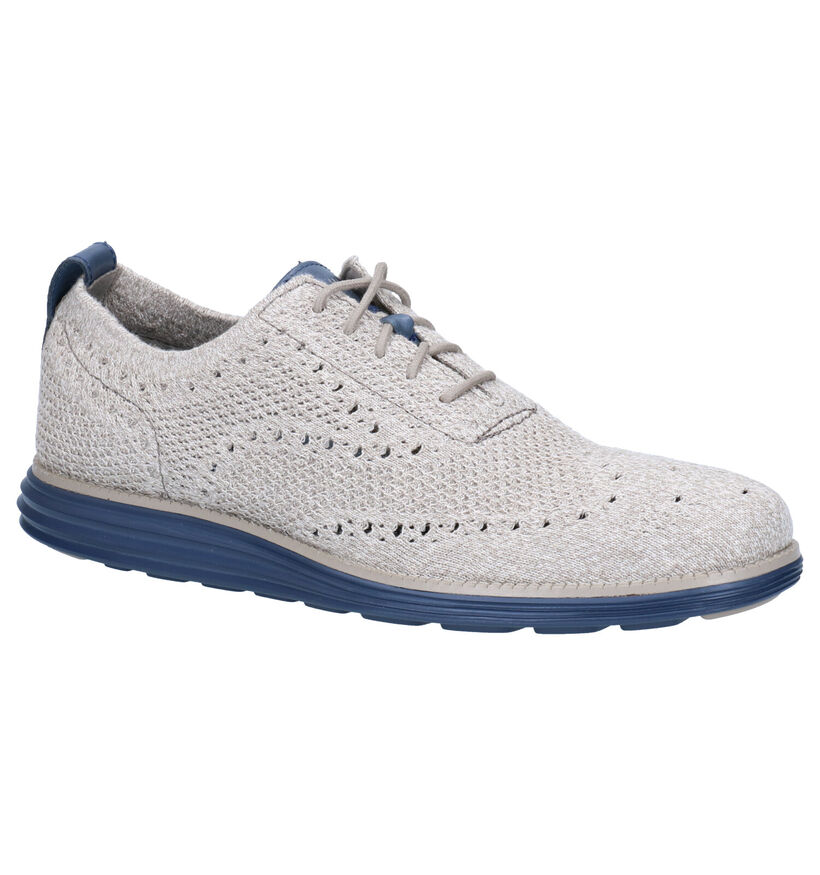 Cole Haan Chaussures basses en Beige en textile (267440)