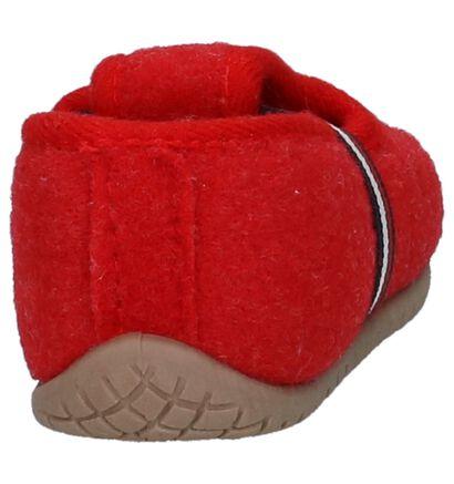 Rode Pantoffels Tommy Hilfiger in stof (225268)