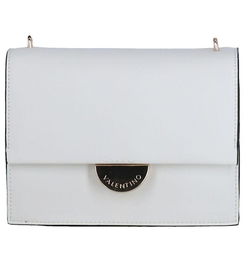 Valentino Handbags Falcor Zwarte Crossbody Tas in kunstleer (275773)