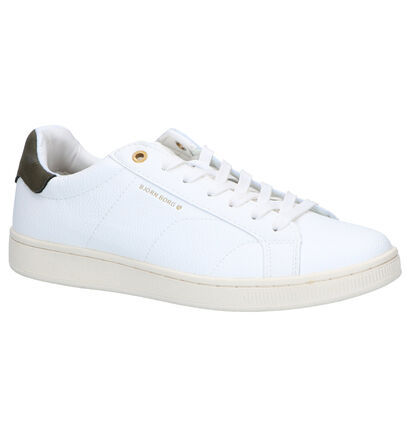 Björn Borg Witte Sneakers in kunstleer (254805)
