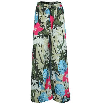 Studio IT Pantalon larges en Multicolore (277791)