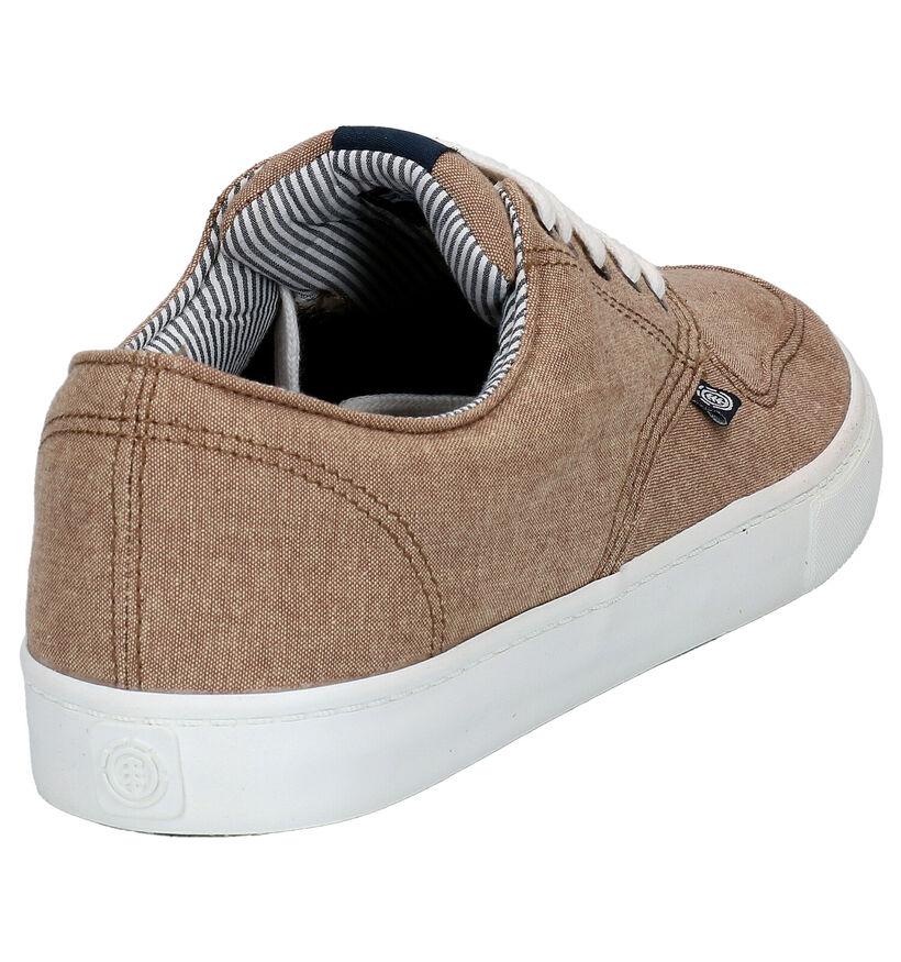 Element Topaz Zwarte Sneakers in stof (267983)