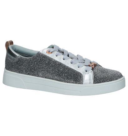 Zilveren Sneakers Ted Baker Eevaa in leer (236005)