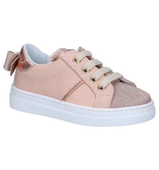 Beberlis Chaussures basses en Rose clair