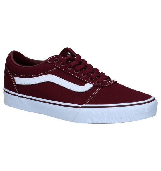Vans Ward Bordeaux Sneakers