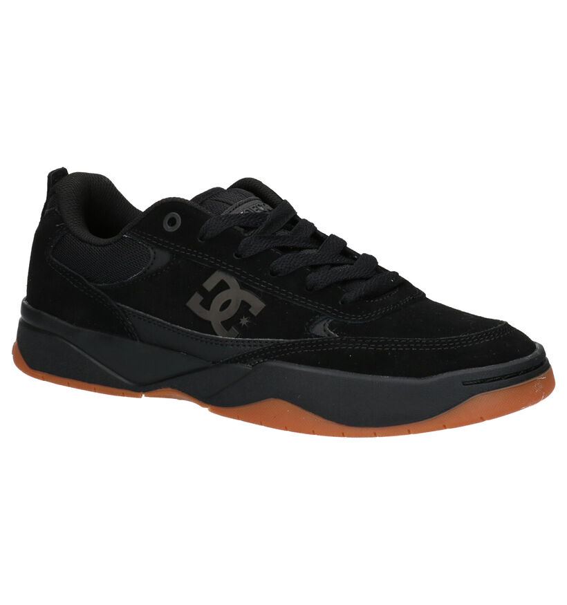 DC Shoes Penza Sneakers Zwart in daim (263842)