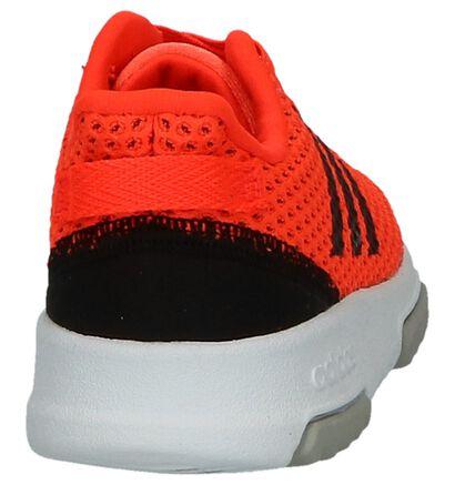 adidas Racer TR Baskets en Bleu en textile (221818)