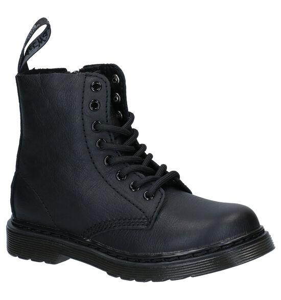 Dr. Martens 1460 J Pascal Zwarte Boots