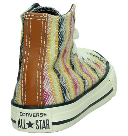Hoge Witte Sneakers Converse CT All Star, Multi, pdp