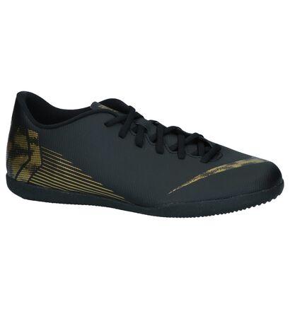 Nike Chaussures de foot en Noir en simili cuir (239450)