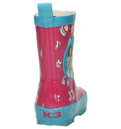 K3 Bottes de pluie  (Rose), Rose, pdp