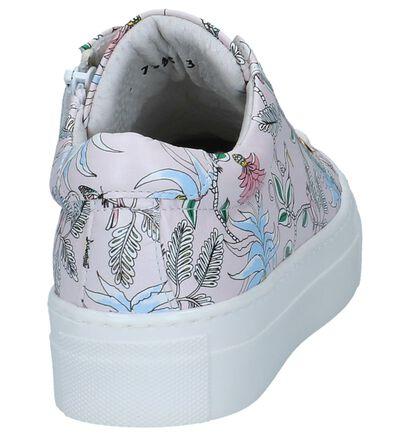 Hampton Bays Chaussures basses en Rose clair en cuir (241496)
