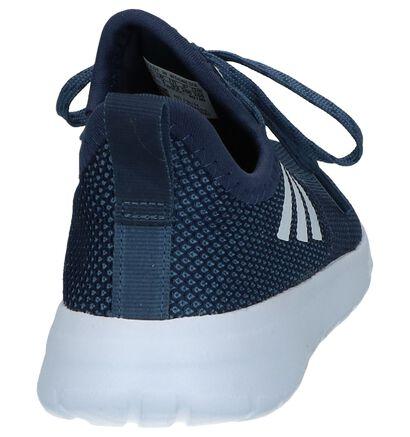 adidas Lite Racer Slip-on en Bleu en caoutchouc (237135)