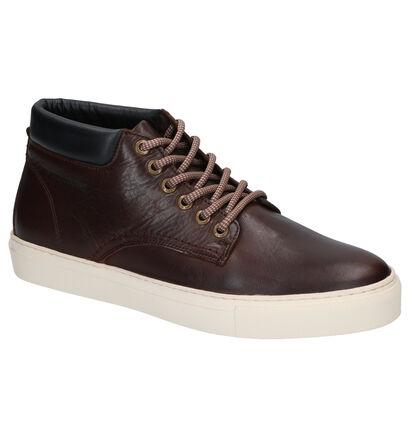River Woods Ranch Chaussures Hautes en Marron en cuir (260319)