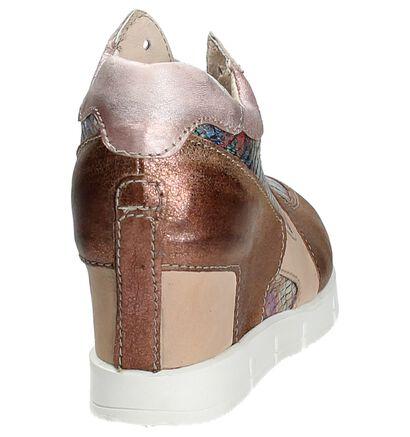 Mjus Sleehak Sneakers Roze, Roze, pdp