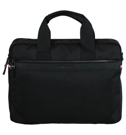 Tommy Hilfiger Elevated Sac Professionnel en Noir en textile (257027)