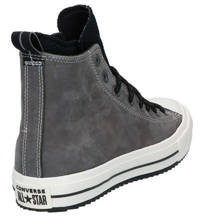 Converse Chuck Taylor AS Zwarte Sneakers in nubuck (263437)