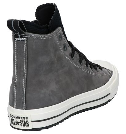 Converse Chuck Taylor AS Grijze Sneakers in nubuck (263440)