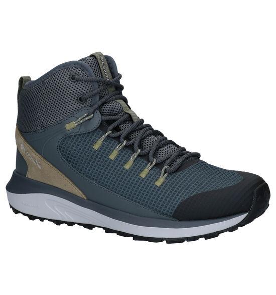 Columbia Trailstorm Chaussures de marche en Bleu