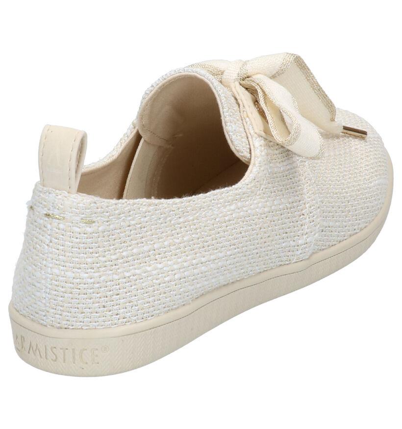 Armistice Stone One Chaussures Slip-on en Beige en textile (271205)