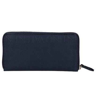 Donkerblauwe Ritsportemonnee Valentino Handbags Dory , Blauw, pdp