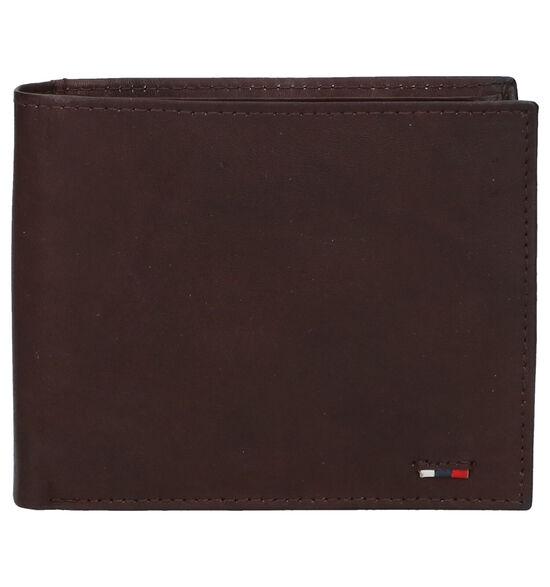 Euro-Leather Bruine Portefeuille