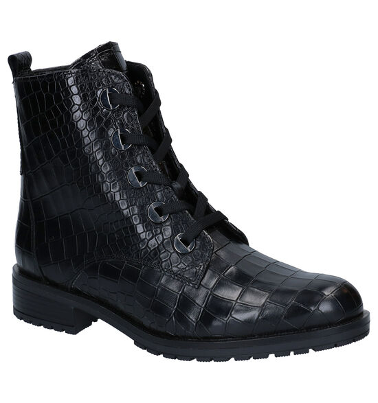 Gabor OptiFit Zwarte Boots