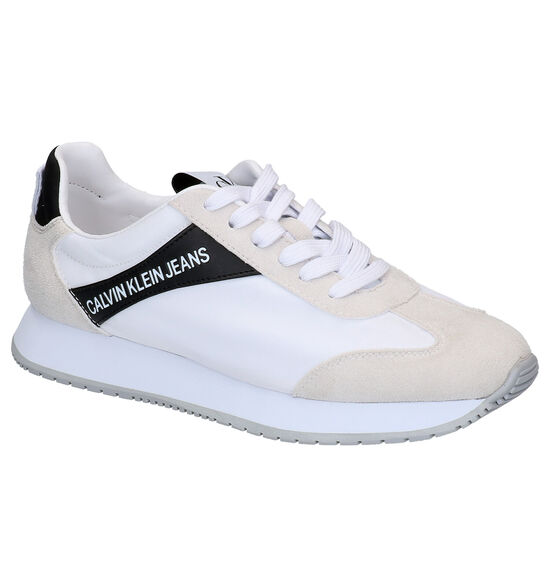 Calvin Klein Jill Witte Sneakers