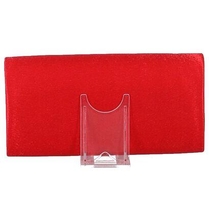 Bulaggi Pochettes en Rouge en textile (235664)