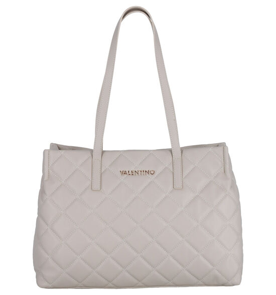 Valentino Handbags Ocarina Beige Shopper Tas