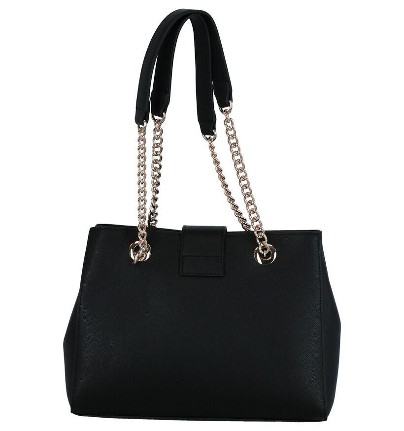 Valentino Handbags Divina Sac Bandoulière en Noir en simili cuir (275801)