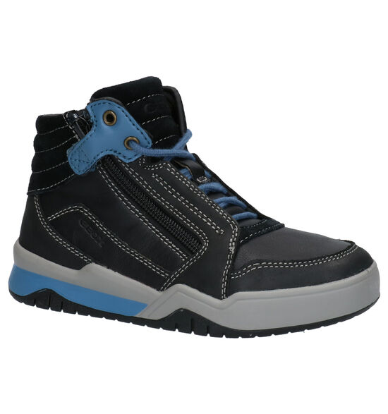 Geox Zwarte Sneakers