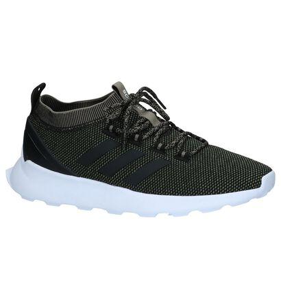 Zwarte Lage Sneakers adidas Questar, Groen, pdp
