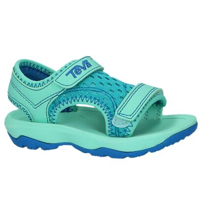 Babysandalen Turquoise Teva Psyclone XLT, Turquoise, pdp