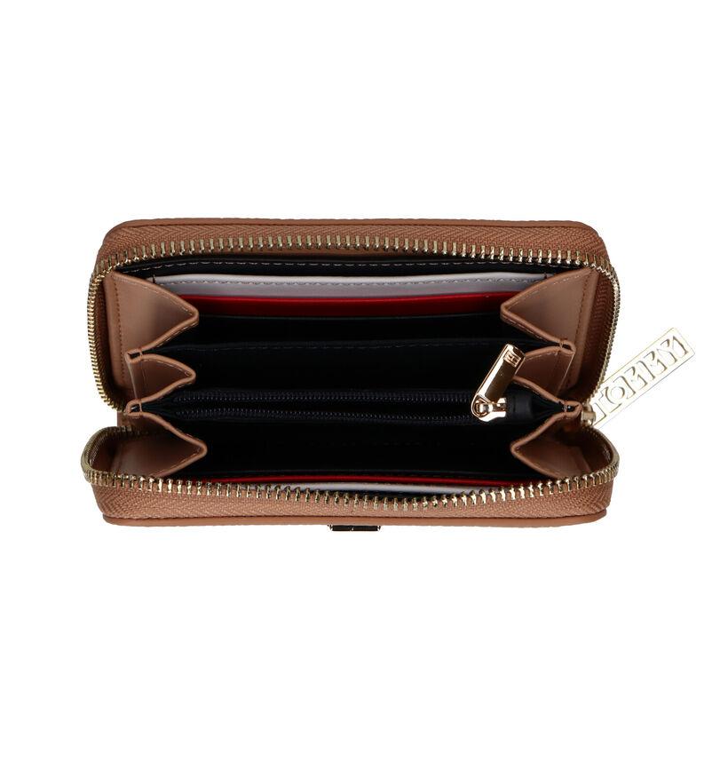 Tommy Hilfiger Essence Porte-monnaie en Noir en simili cuir (280444)