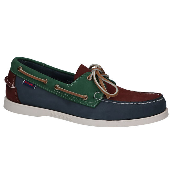 Sebago DOCKSIDE Multicolor Bootschoenen
