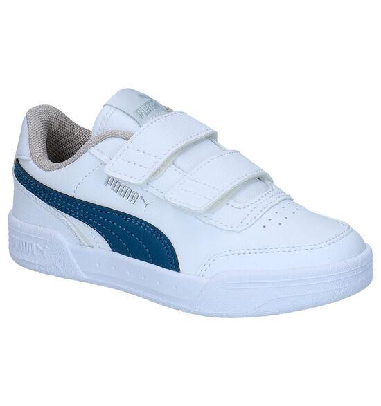 Puma Caracal Baskets en Blanc