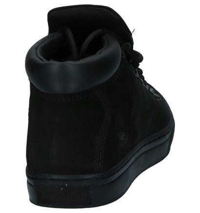 Timberland Adventure 2.0 Cupsole Alpine Chukka Chaussures hautes en Noir en nubuck (222555)