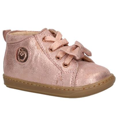 Shoo Pom Bouba Zippy Chaussures Hautes en nubuck (255204)