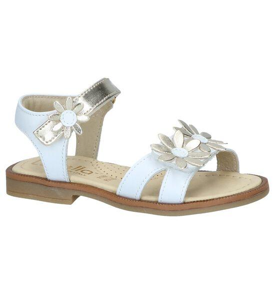 Lunella Sandales en Blanc