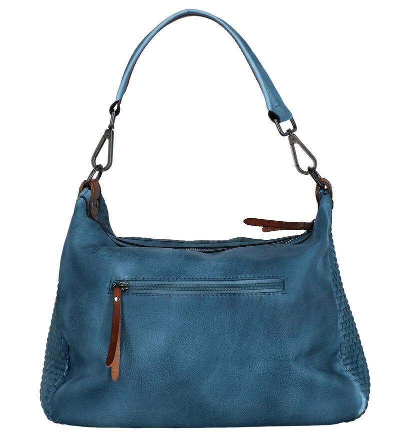 Xti Sacs à bandoulière en Bleu en simili cuir (275617)