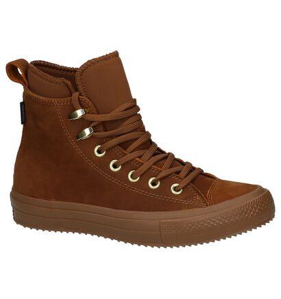 Sneakers Converse Chuck Taylor All Star High Waterproof Zwart in leer (205595)