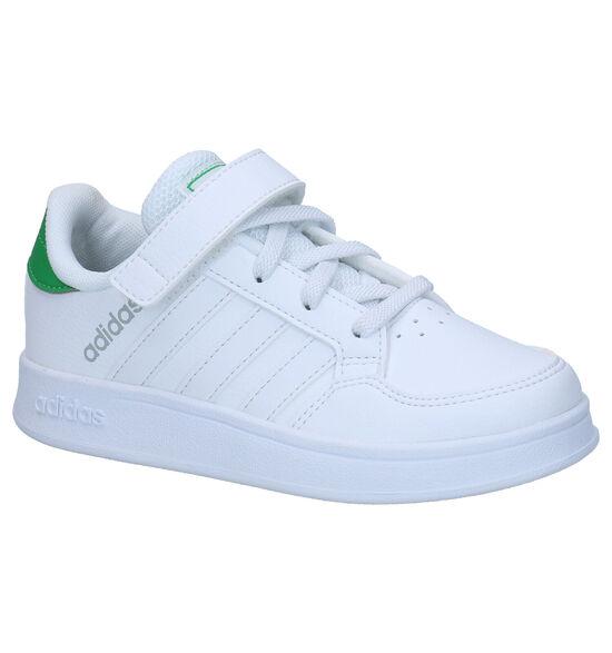 adidas Breaknet Witte Sneakers