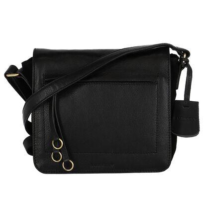 Burkely Sacs porté croisé en Noir en cuir (235371)