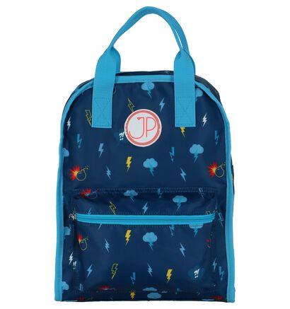 JP - Jeune premier Sacs à dos en Bleu foncé en textile (220586)