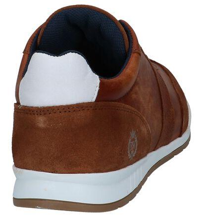 River Woods Chaussures basses en Cognac en cuir (246509)