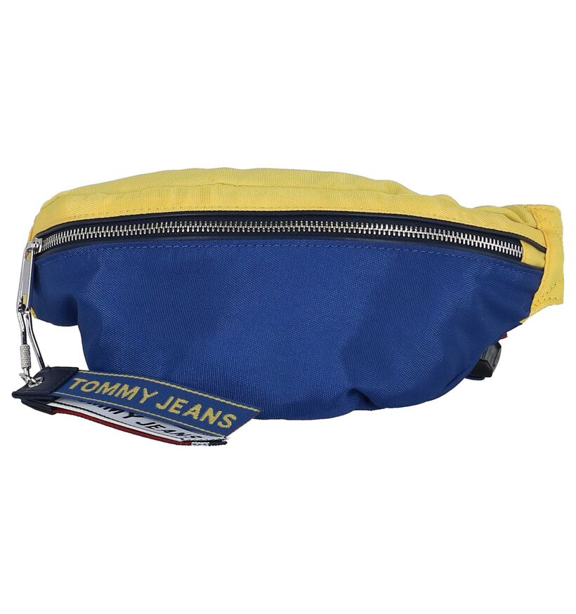 Tommy Jeans Sac banane en Bleu en textile (236894)