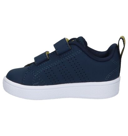 Sneakers Wit adidas VS Advantage Clean, Blauw, pdp