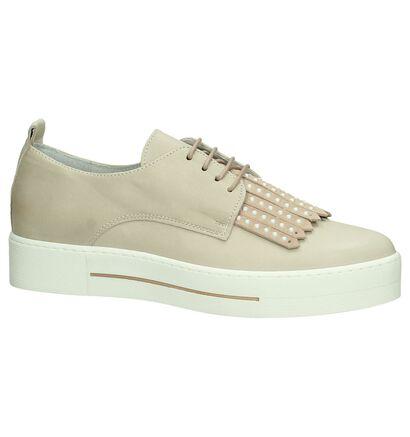 Louisa Chaussures à lacets  (Gris clair), Beige, pdp
